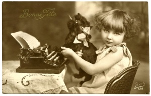 TypewriterGirl-Vintage-GraphicsFairy1