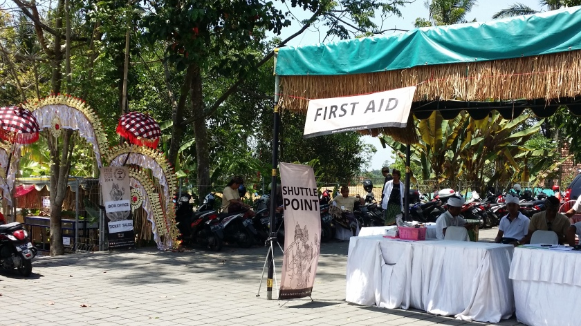 My view of the 2014 Ubud Writers & Readers Festival